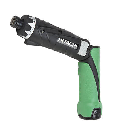 Hitachi DB3DL2 Cordless Screwdriver Review