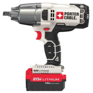 Porter Cable PCC740LA Cordless Impact Wrench Review
