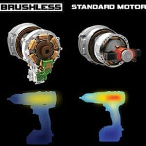 Brushless Motor vs Standart Motor