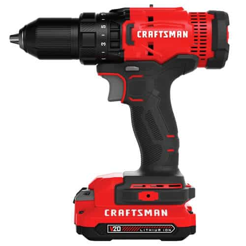 Craftsman 20v Cordless Drill