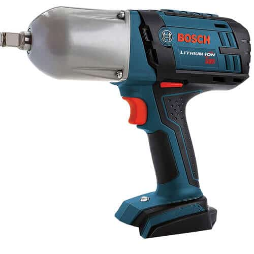 Bosch 18v Cordless Impact Wrench