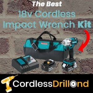 Best 18v Cordless Impact Wrench Kit