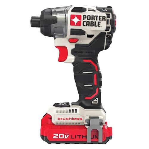 Porter-Cable PCCK647LB 20v Cordless Impact Driver
