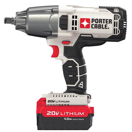Porter Cable 20v Cordless Impact Wrench