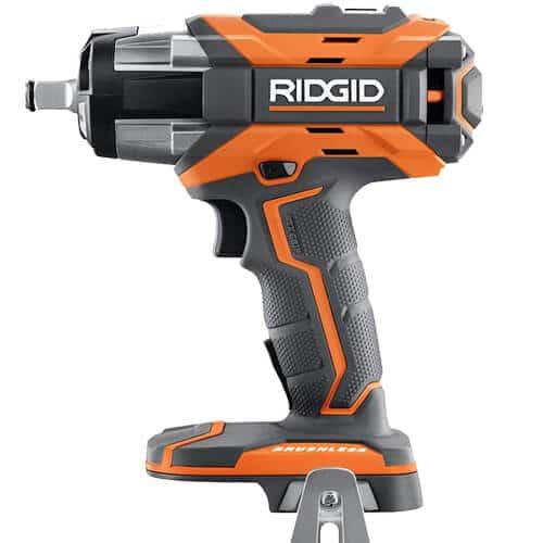 Ridgid 18v Cordless Impact Wrench