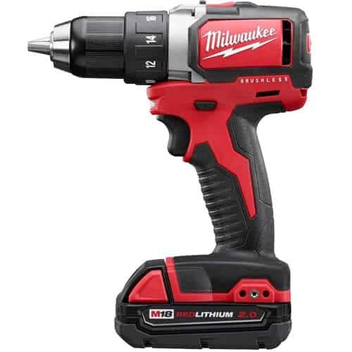 Milwaukee 2701-22CT M18 Cordless Drill